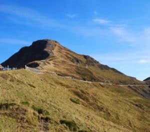 Le Puy Mary est un site naturel des monts du Cantal en Auvergne.